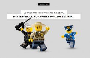 L'art de la page 404 !