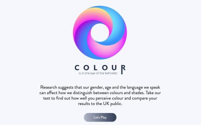 Colour : un petit jeu qui va mettre vos yeux à rude épreuve