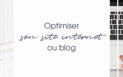 Check-list pour optimiser votre site ou blog